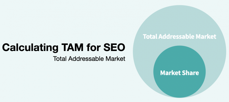 Calculating TAM (Total Addressable Market) for SEO
